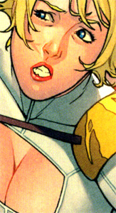 Power Girl in The New 52